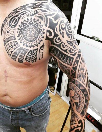 Maori Motiv